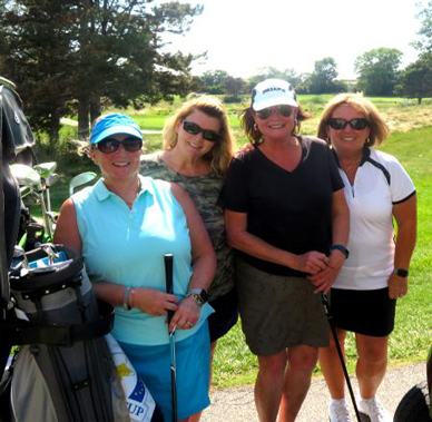 Mount St. Joseph Association golf event