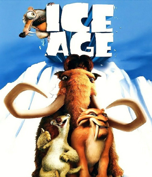 Ice Age Movie Poster