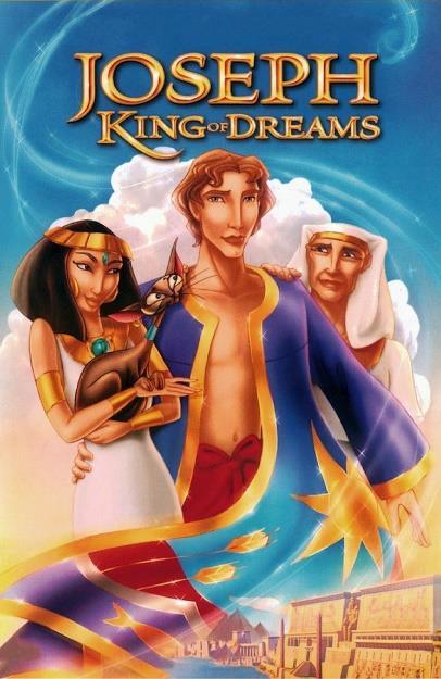Joseph King of Dreams Movie