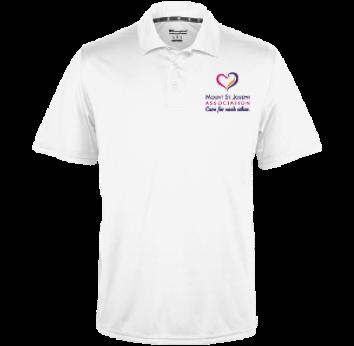Online store White Golf shirt